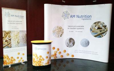 AMN Pea concentrates presented in two prestigious Petfood Conferences