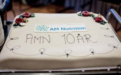 AM Nutrition celebrated its 10 year anniversary!