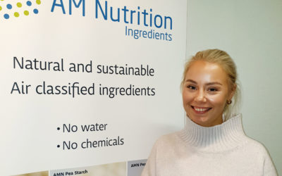 AM Nutrition brings new expertise in Marketing