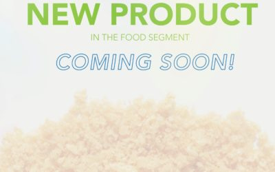 Coming soon – new product!