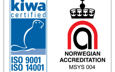AMN continuous focus on sustainability – ISO 14001 certified